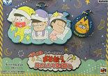 [Pre-owned] Osomatsu-san Rubber Mascot with Ballchain (Jyushimatsu, Ichimatsu and Todomatsu)