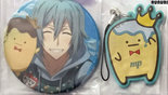 [Pre-owned] IDOLiSH7 Badge and Rubber Strap (Yotsuba Tamaki)