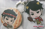 [Pre-owned] Badge and Acrylic Keychain (Miyu Irino)