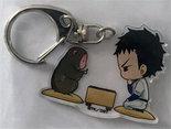 Ace of Diamond Acrylic Keychain (Yuuki Tetsuya) [Pre-owned]