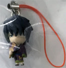 [Pre-owned] Gintama Mini Figure Strap (Takasugi Shinsuke)