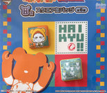 [Pre-owned] Haikyuu!! Badge Set (Hajime Iwaizumi)