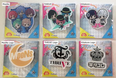 B-PROJECT--Kodou-Ambitious--Acrylic-Badge